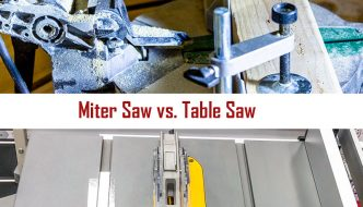 Miter Saw vs. Table Saw: What's The Difference
