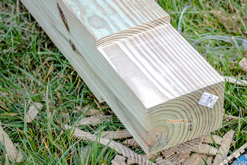 How To Cut Notches In Wood With Circular Saw Simply Home Tips