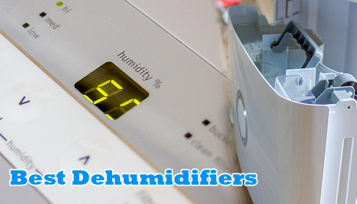 Best Dehumidifiers for Basement/Crawl Space or Typical Home Use (2018 Reviews)