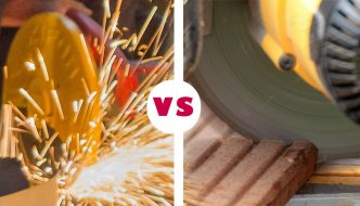 Chop Saw Vs. Miter Saw: Similar & Difference Between The Two Saws