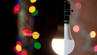 Dusk-till-dawn bulb