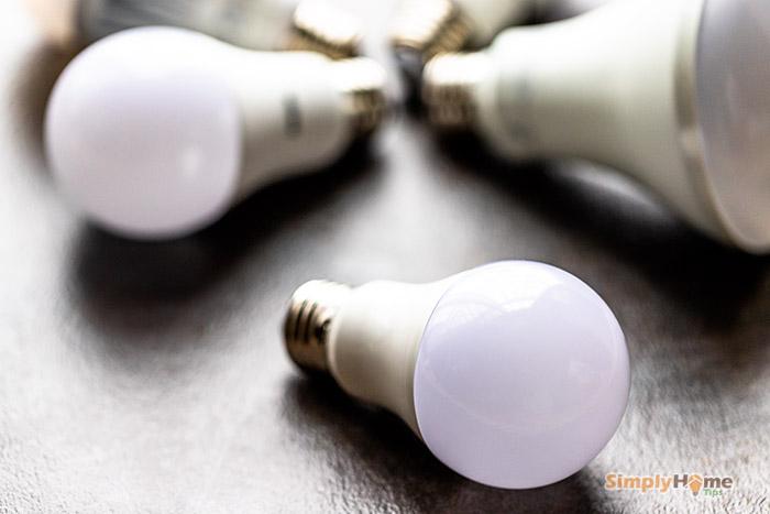 Dusk to dawn LED light bulbs