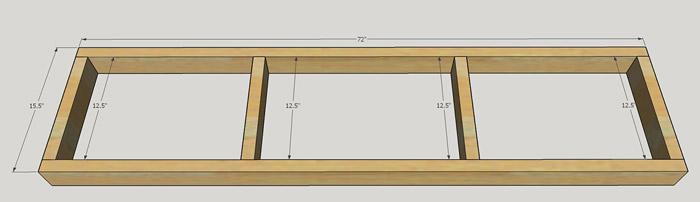 Simple DIY TV Stand: How to Make Your Own 72
