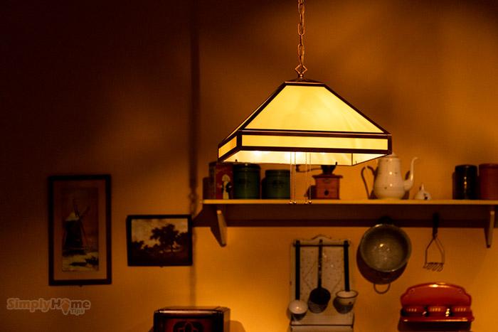 Soft-warm white light