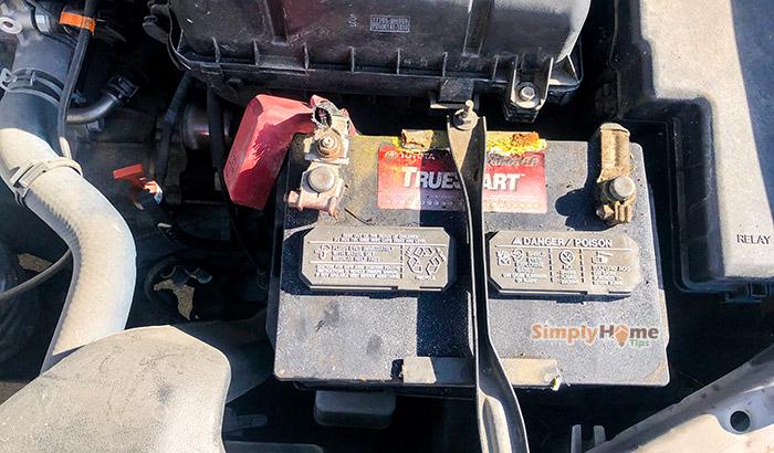 Dead Car Battery