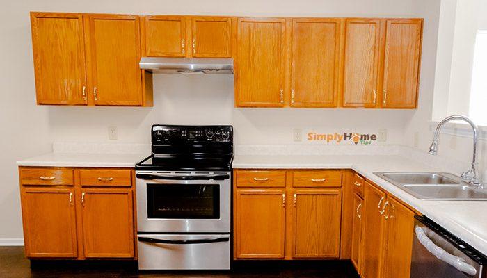 Cabinet hardware upgrade