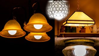 Types of Ceiling Light Fixtures