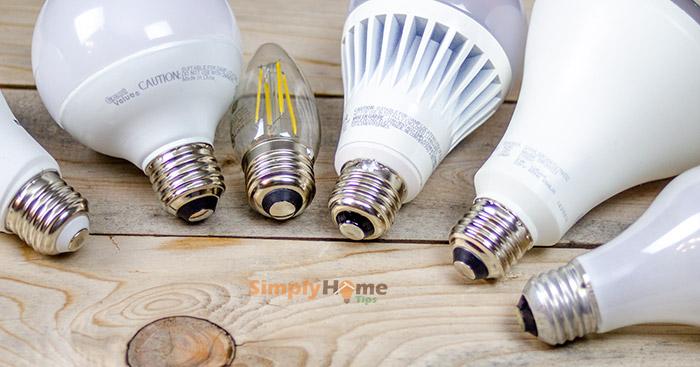 Bulbs with E base